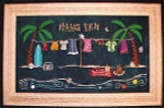 07-2412 Hang Ten (Clothesline) by Raise The Roof Designs