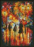 13-2007 Umbrella Day by Paula's Patterns (Cross-Stitch & Needlepoint)