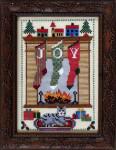 Holiday Joy 66 x 98 Needle's Notion, The  YT
