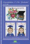 03-2932 Congratulations & Newly Graduated PINN Stitch/Art & Technology Co. Ltd.
