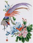 05-2085 Plumage Pheasant PINN Stitch/Art & Technology Co. Ltd.