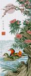 05-2087 Mandarin Duck, The PINN Stitch/Art & Technology Co. Ltd.