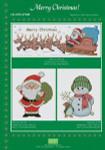 03-2933 Merry Christmas! PINN Stitch/Art & Technology Co. Ltd.