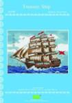 03-2913 Treasure Ship PINN Stitch/Art & Technology Co. Ltd.