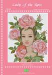 03-2929 Lady Of The Rose PINN Stitch/Art & Technology Co. Ltd.