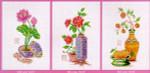04-3139 Shiny Blossom PINN Stitch/Art & Technology Co. Ltd.