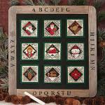 11-2070 Christmas Favorites by Prairie Schooler, The 31 x 31