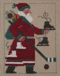 09-2165 2009 Schooler Santa by Prairie Schooler, The 75 X 57