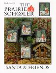 03-2495 Santa & Friends Prairie Schooler, The