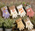 05-1560 Garden Gloves Prairie Schooler, The
