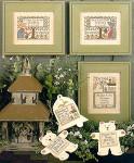 05-1562 Wedding & Birth Samplers IV Prairie Schooler, The