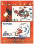 11-2486 International Santa 2 133 x 70 MarNic Designs