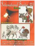 11-2487 International Santa 3 90 x 110 MarNic Designs