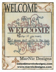 MarNic Designs Welcome 110x106