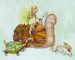 04-3314 Snail Ride by MarNic Design