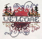 12-2049 Sunrise Welcome MarNic Designs