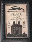 13-1458YT Peace House 98w x 153h La D Da
