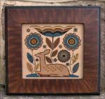 13-1821 Deer Heart by Kathy Barrick 152w x 143h