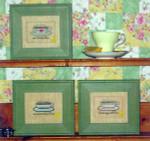 Stitcher's Habit, The Three For Tea