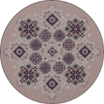 JN042R Amethyst Snowflake Retro Pack Just Nan Designs