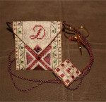 Stitching Treasures Scissor Pouch (w/scissors) Kit