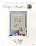 00-1294 Baby's Sampler (w/charms) by Sue Hillis Designs