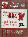 03-3059 Good Night (w/chm) by Sue Hillis Designs