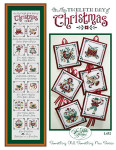 12-2603 Twelve Days Of Christmas Size: 105 x 501 Sue Hillis