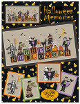 11-2214 Halloween Memories 175 x 74 Sue Hillis Designs