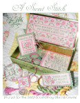10-1517 Sweet Stitch by Sue Hillis Designs