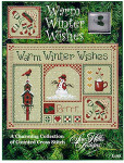 02-2956 SH-L192 Warm Winter Wishes Sue Hillis Designs