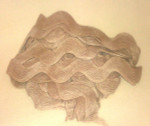 """Dames Of The Needle Scorched Linen Rick Rack 1"""" (3yds)"""