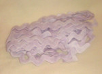 "D-043 Lilac Rick Rack 1/2"" (3yds) by Dames Of The Needle"