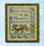 Antique Celtic Sampler Elizabeth's Designs