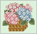 Ellen Maurer-Stroh Hydrangea Basket