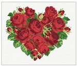 Ellen Maurer-Stroh Heart Of Roses
