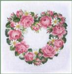 Ellen Maurer-Stroh Heart Of Roses & Daisies