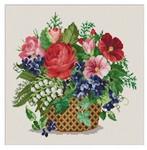 Ellen Maurer-Stroh Flower Basket