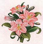 Ellen Maurer-Stroh Amaryllis Bouquet