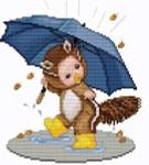 Ellen Maurer-Stroh Chipmunk Baby