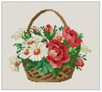 Ellen Maurer-Stroh Daisy Basket