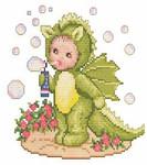 Ellen Maurer-Stroh Dragon Baby