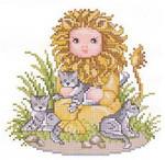 Ellen Maurer-Stroh Lion Baby