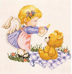 Ellen Maurer-Stroh Angel Baby