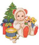 Ellen Maurer-Stroh Bear Baby