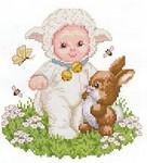 Ellen Maurer-Stroh Lamb Baby