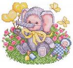 Ellen Maurer-Stroh Elephant Baby