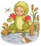 Ellen Maurer-Stroh Frog Baby