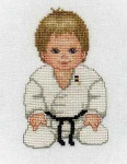 Ellen Maurer-Stroh Judo Boy
