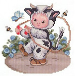 Ellen Maurer-Stroh Cow Baby